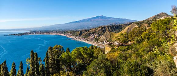 Nová linka z Viedne na Sicíliu