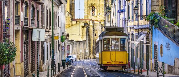 Nová linka z Viedne do Lisabonu